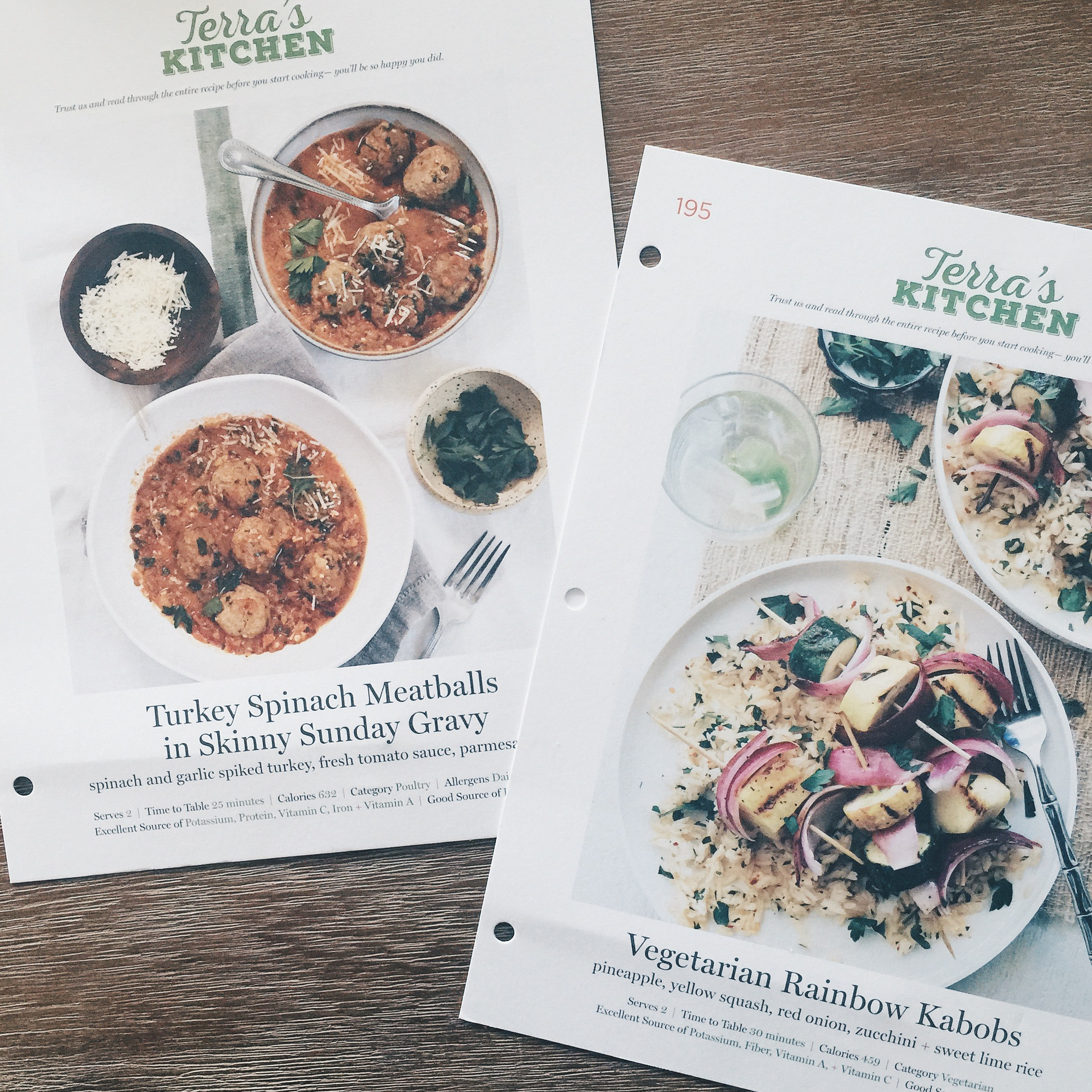 Chelsea Charles Tests Terra's Kitchen Meal Delivery Service via Count Me Healthy