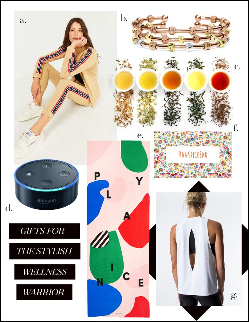 Gift Guide for Stylish Wellness Warrior