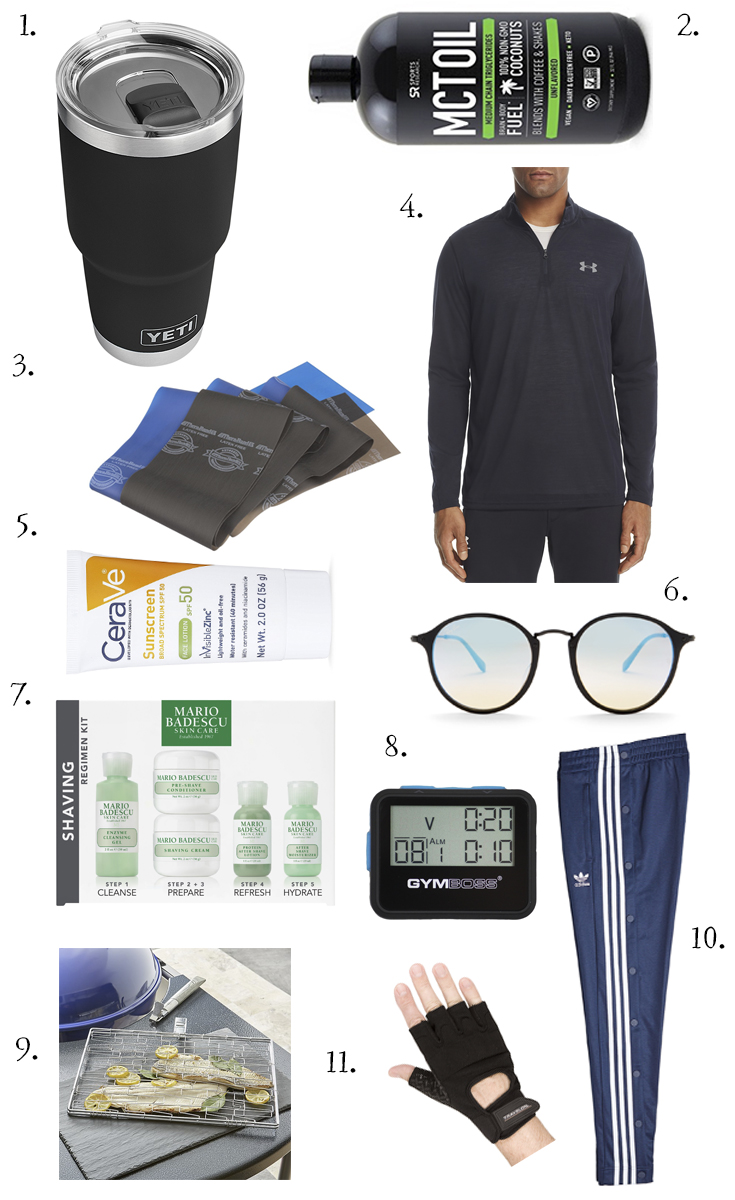 11 Healthy Father's Day Gifts Under $50