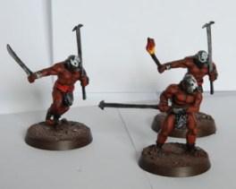 Uruk Hari bezerkers are ready for war