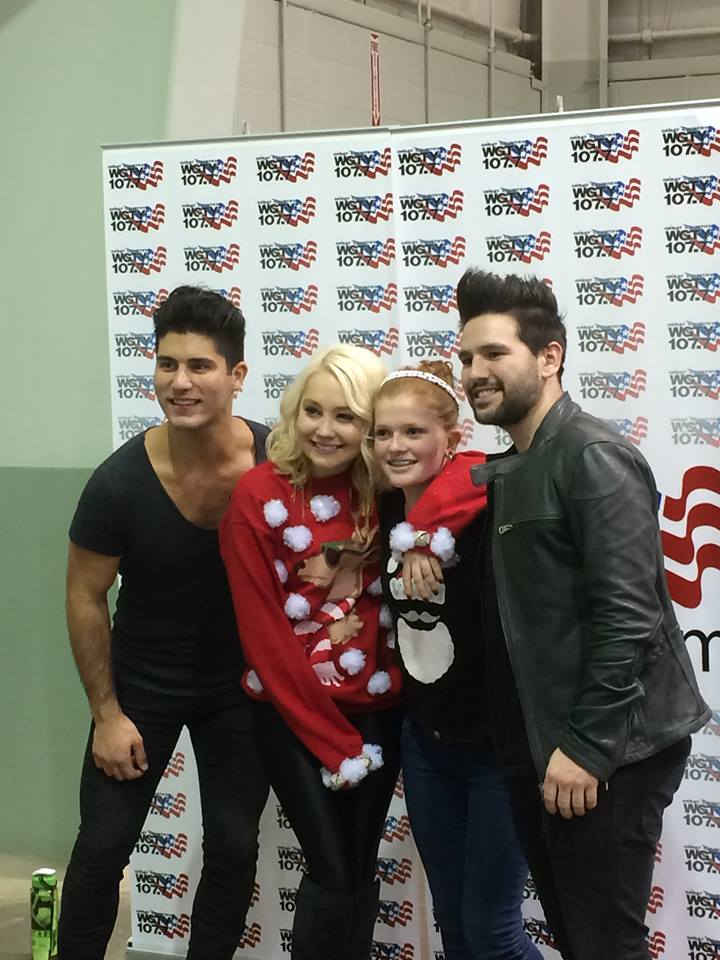 dan and shay and raylynn