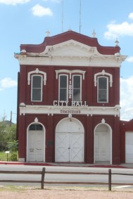 Tombstone City Hall (la mairie)
