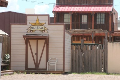 Tombstone Marshall Office