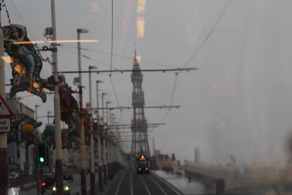"""La """"Tour Eiffel"""" de Blackpool"""