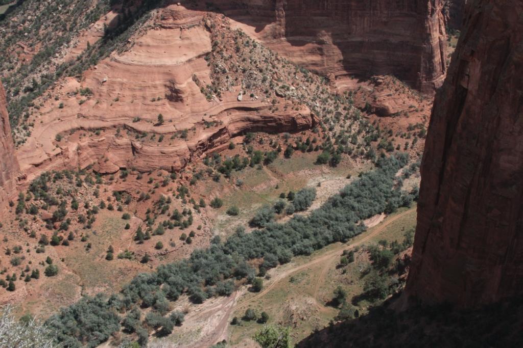 Le Canyon de Chelly