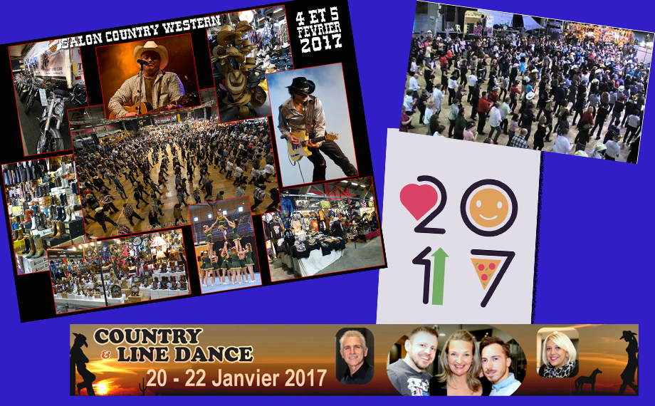Newsletter Country France 20/01/2017