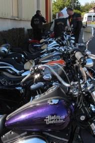 Festival de Nogent/Oise : Expo de motos