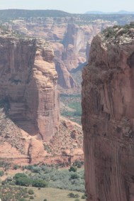 Falaises du Canyon de Chelly