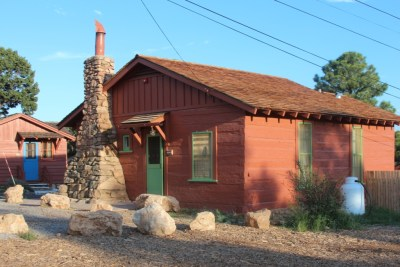 Les Lodges dans Grand Canyon National Parc
