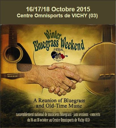 Winter Bluegrass Week-End