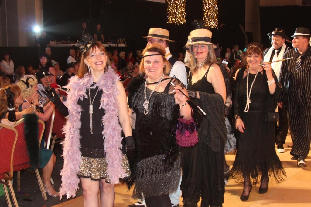 Danseuses de Charleston... from France