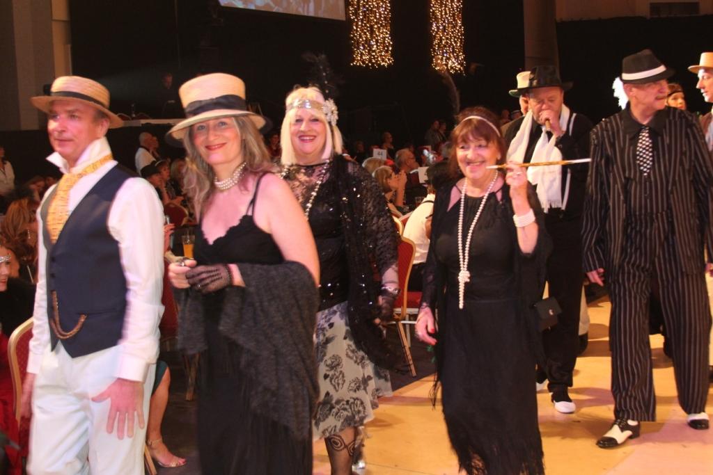 Danseuses de Charleston... du SUde de la France