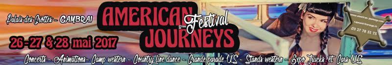 American Journeys 2017 - Cliquez !