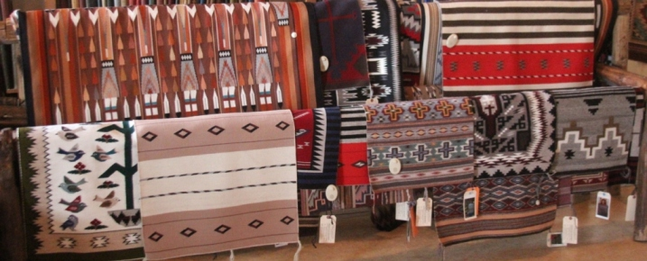 Hubbell Trading Post - Tapis Navajo