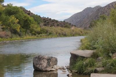 Le Rio Grande...