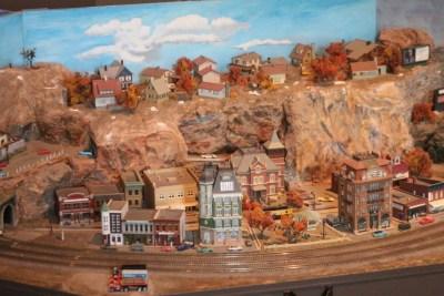 Le Musée des Trains de Scottsdale. Une maquette gigantesque !