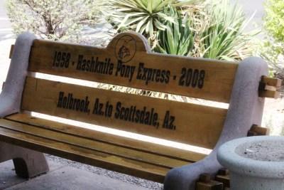 Le centre ville de Scottsdale