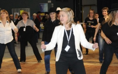 Syndie Berger : la passion de la danse