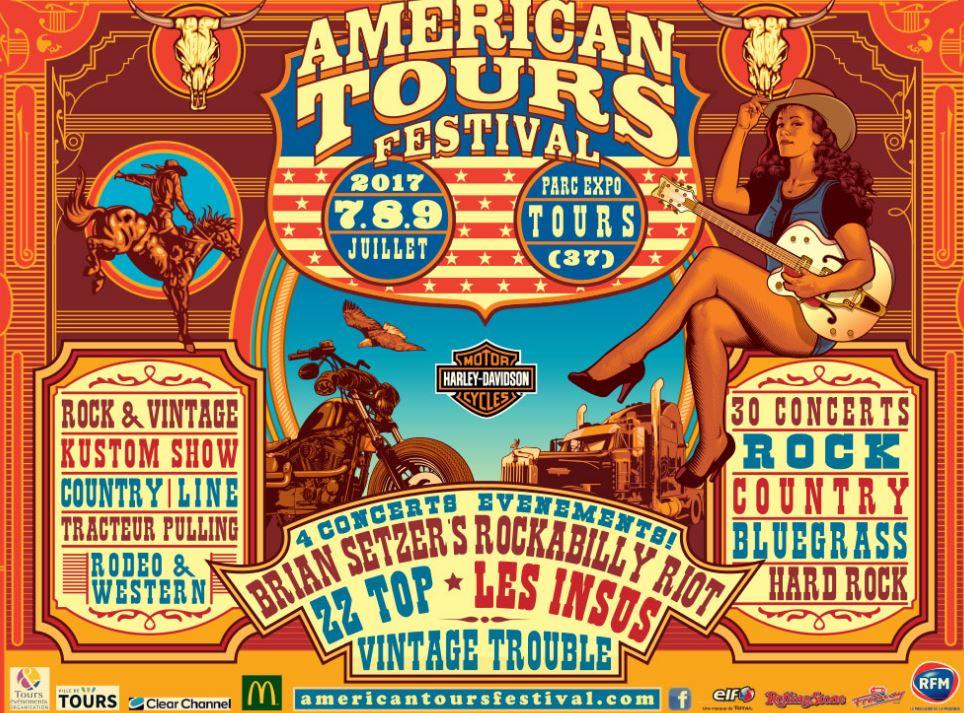 American Tours Festival 2017
