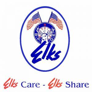 WDLC Country Elks Lodge 645 donation
