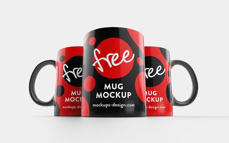 Free coffee mug mock up mug mockups blank mugs mockup (psd. Free Coffee Mug Mockup Generator Free Mockups Psd Template Design Assets