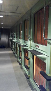 Stayed In Capsule Hotel - Country