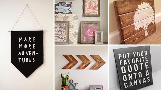 DIY Projects To Make Your Living Room More Inviting