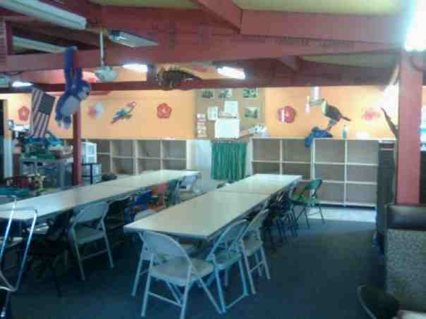School Age Building