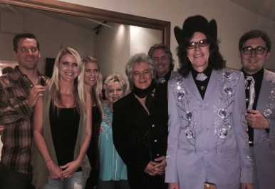 Marty Stuart + Connie Smith