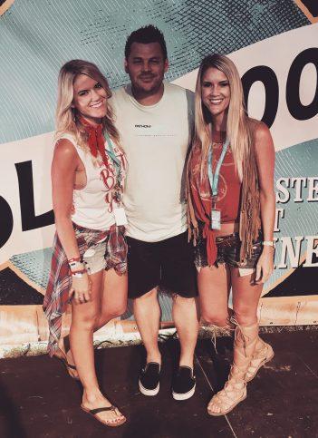 DeeJay Silver at Carolina Country Music Festival