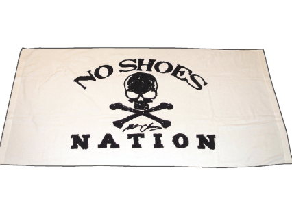 Kenny Chesney No Shoes Nation Towel