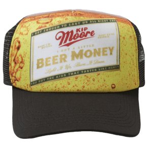 Kip Moore Beer Money Trucker Hat