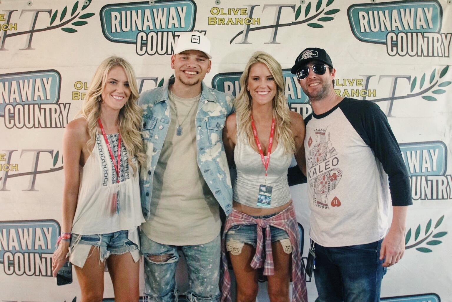 Kane Brown - Runaway Country Music Fest 2018