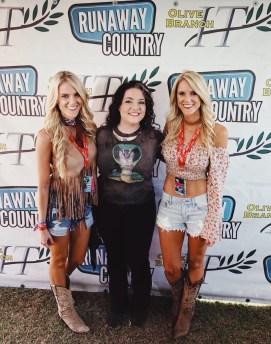 Ashley McBryde - Runaway Country Music Fest 2018
