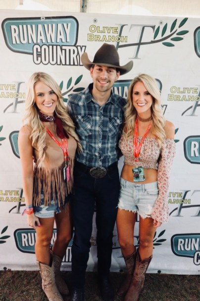 William Michael Morgan - Runaway Country Music Fest 2018