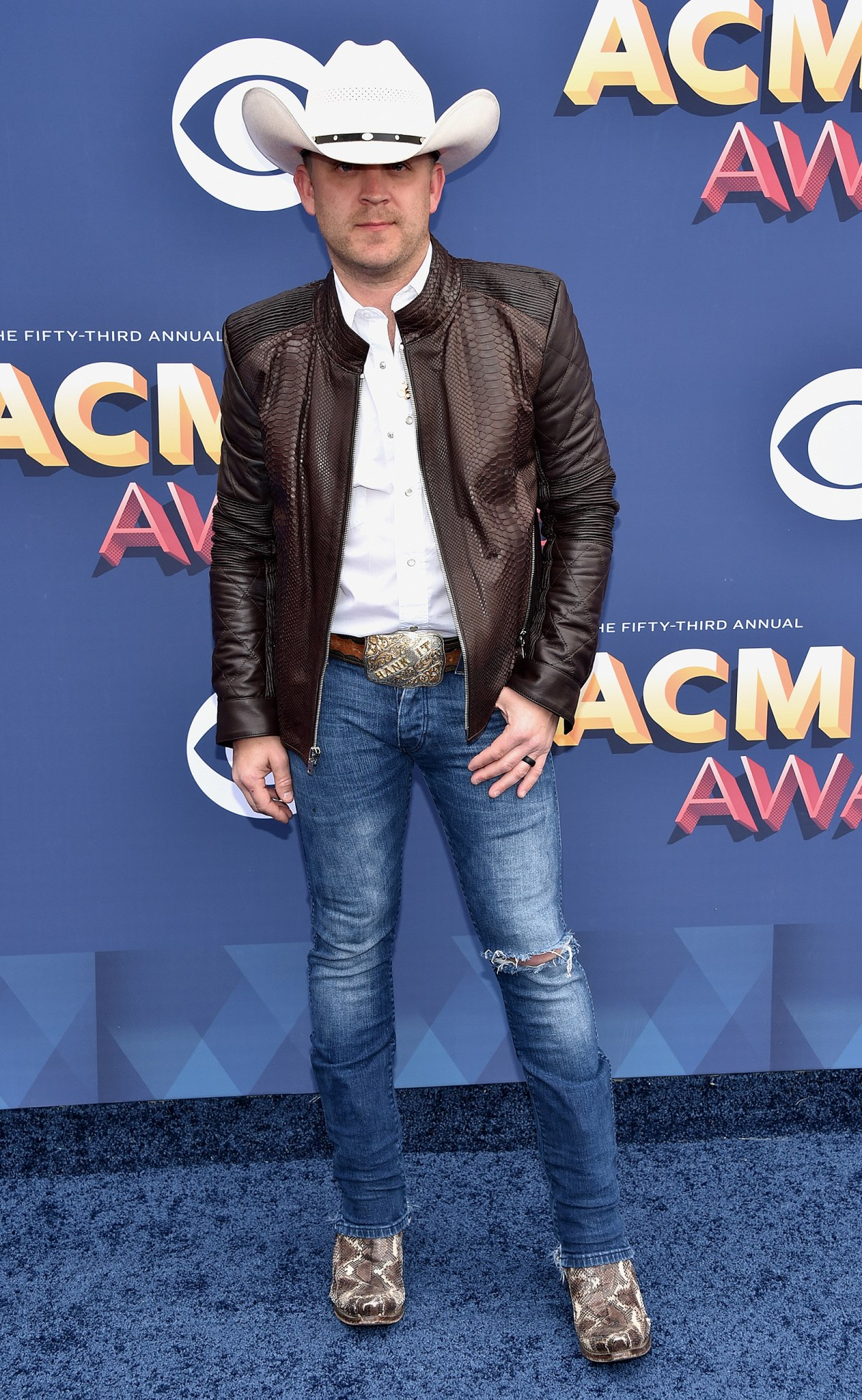 JUSTIN MOORE ACMs 2018