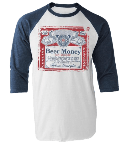 kip more beer money