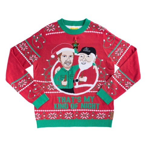 luke bryan ugly christmas sweater