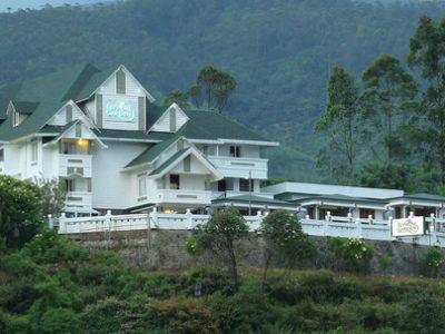Elysium Garden Resort in munnar