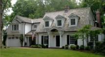 Home Style Of Month Cape - Country Club Homes