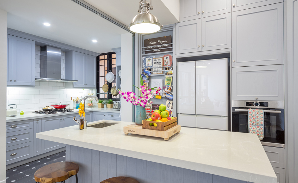 Country Style Scandinavian Style Kitchen And Renovation