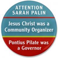 Attention Sarah Palin
