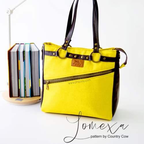 Lomexa Handbag - Made by Chera Phipody