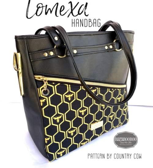 Lomexa Handbag made by Barabooboo Designs