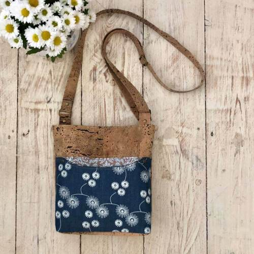 Teloujay Crossbody Bag made by Forget It Not Designs
