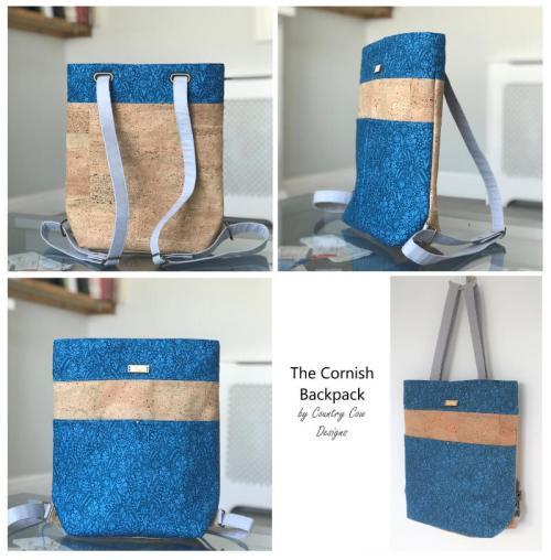Blue & Cork Cornish Backpack