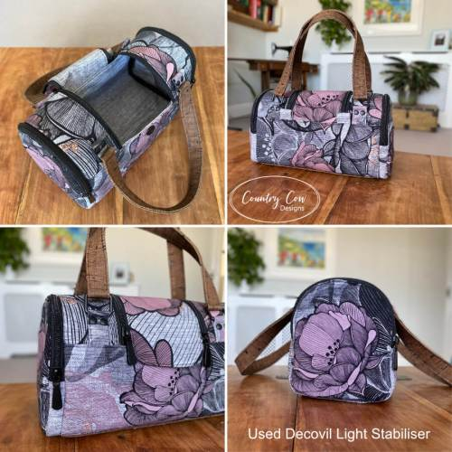 Lowarn with pockets by Country Cow Designs