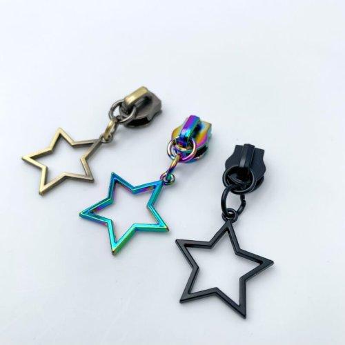 Star No.5 Zips