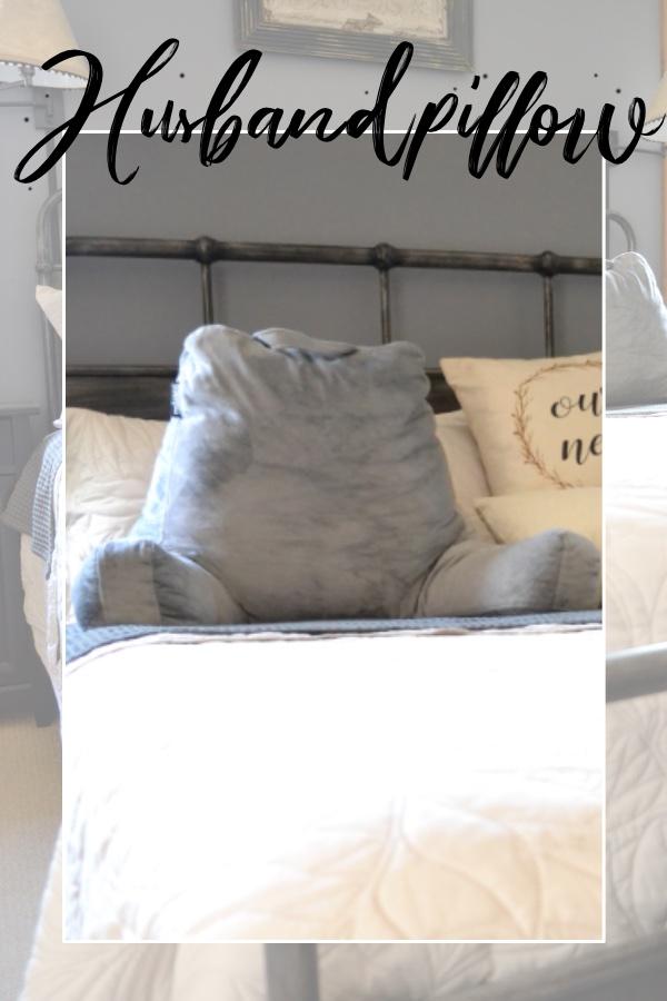 husband pillow don t have a pillow