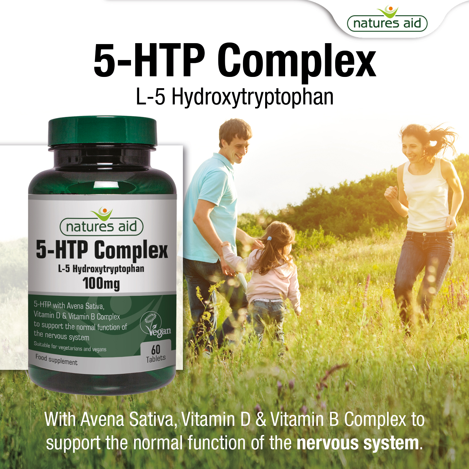 5-HTP Complex 100mg - Country Foods Delivery